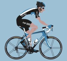 Bradley Wiggins Team Sky Kids Clothes