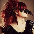 Paper Faces on Parade by LadyRaven