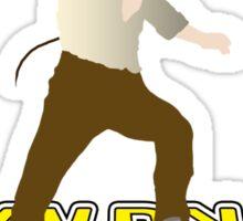 Indy Style Sticker