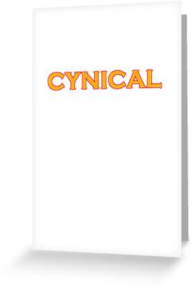 cynical by Tia Knight