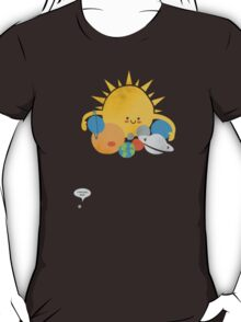 Funny Planets T-Shirt