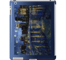 Future Starry Night on the Rhone  iPad Case/Skin