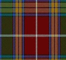 01646 Baxter Tartan Fabric Print Iphone Case by Detnecs2013