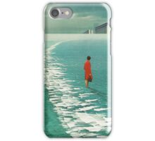 Waiting For The Cities To Fade Out iPhone Case/Skin