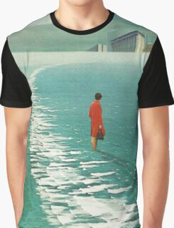 Waiting For The Cities To Fade Out Graphic T-Shirt