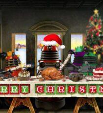 The Last Christmas Dinner Sticker