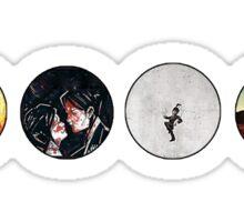 My Chemical Romance Album Art Sticker