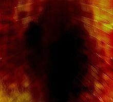 Burnt Evil Spirit by Hans Tondereau