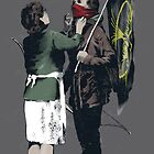 Banksy Games by 2mzdesign