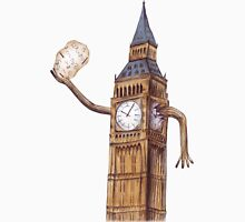 Big Ben the Time Keeper of London Unisex T-Shirt