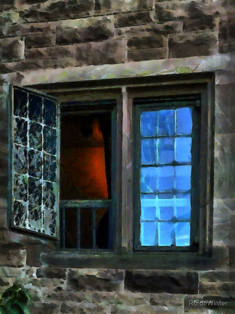 The Inferno Inside by RC deWinter