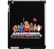 Hamsters Of The Universe iPad Case/Skin