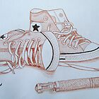 Doctor's Shoes by Larissa Redeker