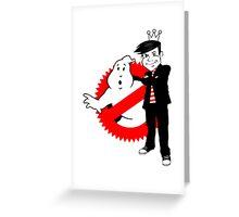 Matty x Ghostbusters Greeting Card