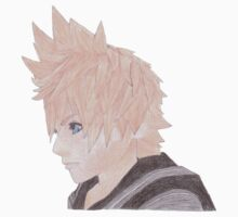 Roxas Kingdom Hearts by BreezyRules