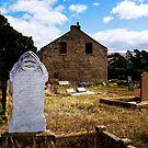 Kempton Congregational Church and Graveyard by Yukondick