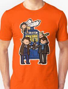 Superwholock Unisex T-Shirt
