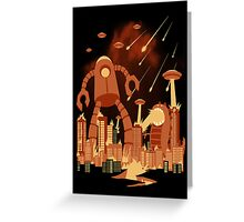 Armageddon Greeting Card