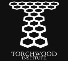 Torchwood Logo (White) by Bastien13