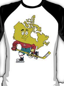 Canadian Hockey T-Shirt