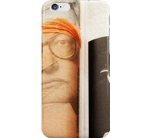 Homage to Film Critic Roger Ebert iPhone Case/Skin