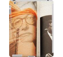 Homage to Film Critic Roger Ebert iPad Case/Skin