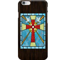 Stained Glass Window iPhone Case/Skin