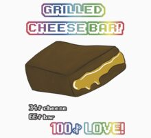 Grilled Cheese Bar by TheDeathSock