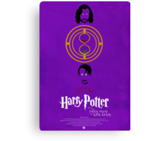 Harry Potter and the Prisoner of Azkaban Canvas Print