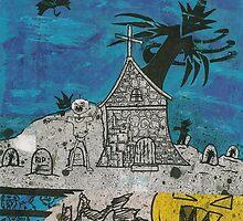 Halloween Illustration  by Denxson