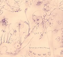 Tilly Tilda and the Rabbit by CecilysSong