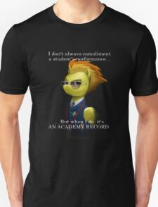 Most Interesting Pony in the World Unisex T-Shirt