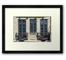 Malta 13 Framed Print