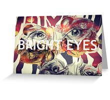 Bright Eyes Greeting Card