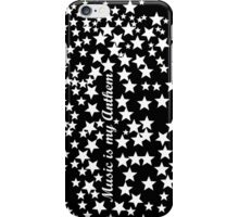 Music Is My Anthem iPhone Case/Skin
