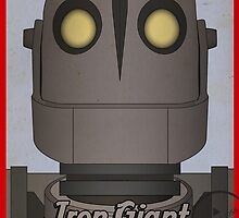 Iron Giant by Halfpoint15