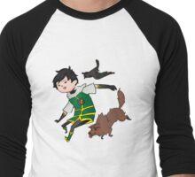 Kid Loki Men's Baseball ¾ T-Shirt