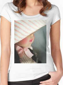 Behind the Bonnet Women's Fitted Scoop T-Shirt