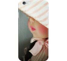 Behind the Bonnet iPhone Case/Skin