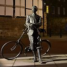 Elgar Statue at Hereford Cathedral by QuaddieFoul-Her