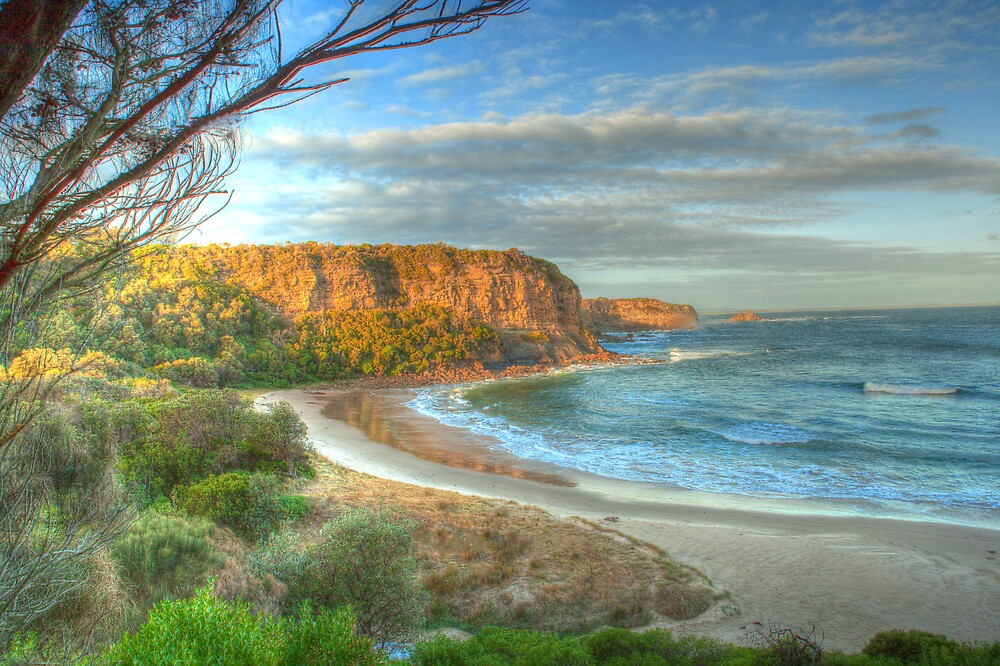 Shack Bay serenity by archieswell