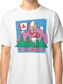 Oh Canada Classic T-Shirt