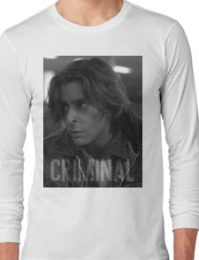 Criminal - The Breakfast Club Long Sleeve T-Shirt