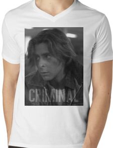 Criminal - The Breakfast Club Mens V-Neck T-Shirt