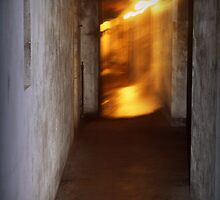 Battery Mishler like a corridor through time by Dawna Morton