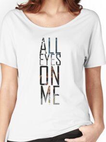 Tupac Shirt Women's Relaxed Fit T-Shirt