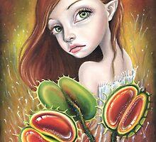Flytrap Child by tanyabond
