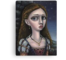 Lady Gwendolyn  Canvas Print