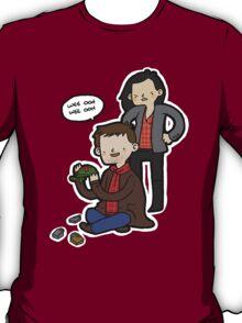 Sherlock, Joan, and Clyde T-Shirt