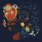 Mr. Bubbles by Alec Grosso